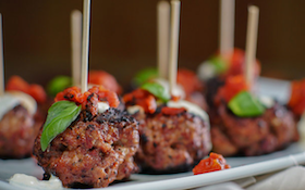How to Make the Best Grilled Venison Meatballs