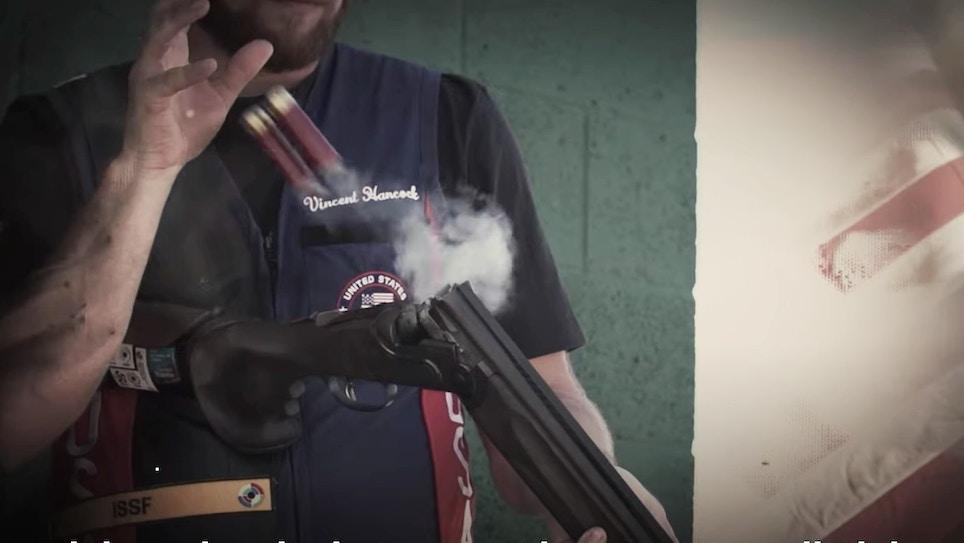 Federal Ammunition Celebrates Olympic Success of USA Shooting Shotgun Team