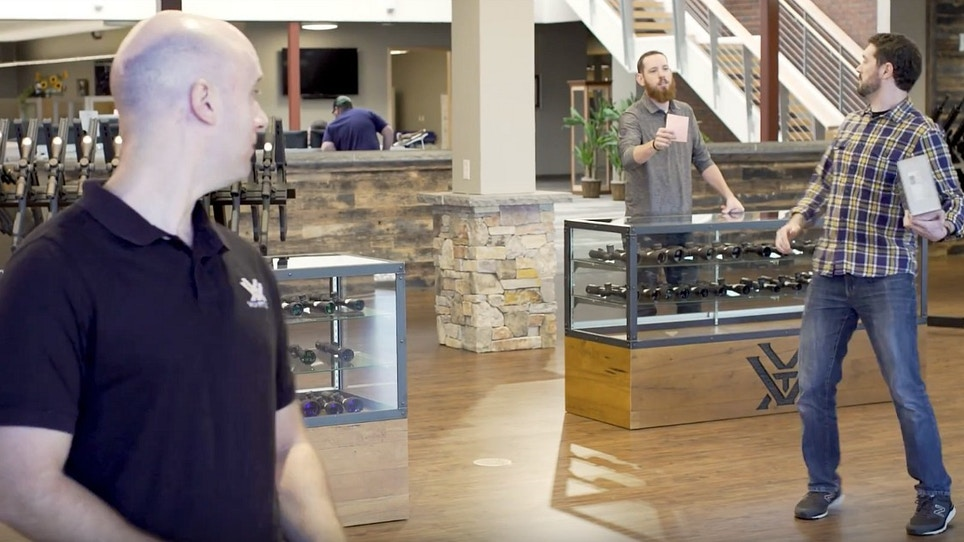 Funny Video: Vortex Optics Implements New 'Company Communication Strategy'