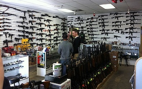 Gun Sales Down In First Half Of 2014