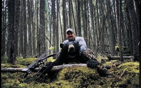 Bear Charge Makes For Memorable Spring Bowhunt