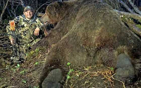 New Archery World Record Alaska Brown Bear