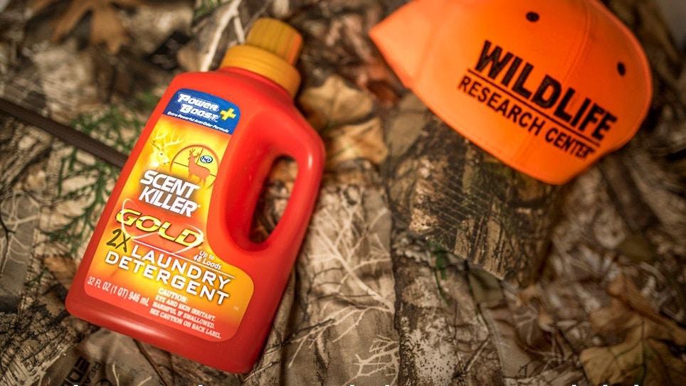 Scent Killer Gold Power Boost Plus+ Detergent