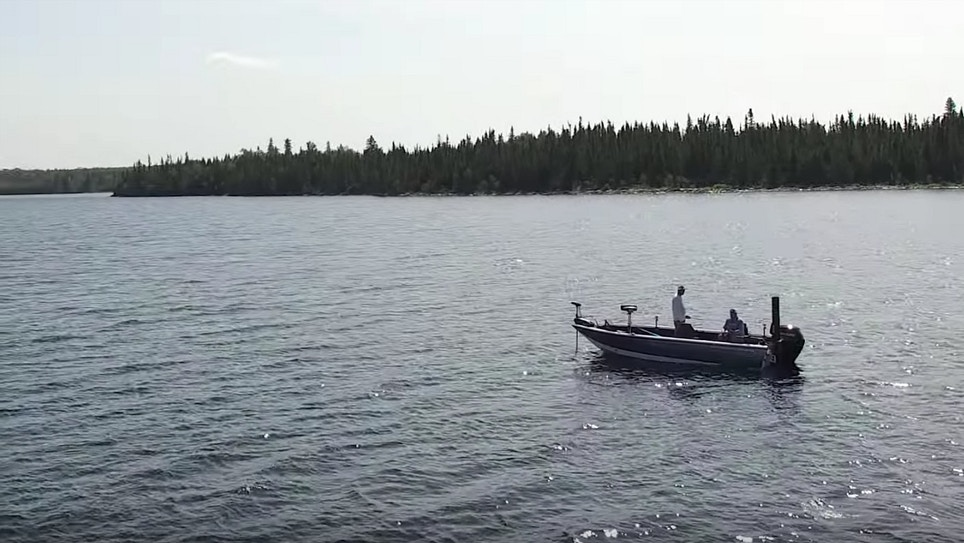 Walleye Video: Bottom Bouncing in Canada on a Budget