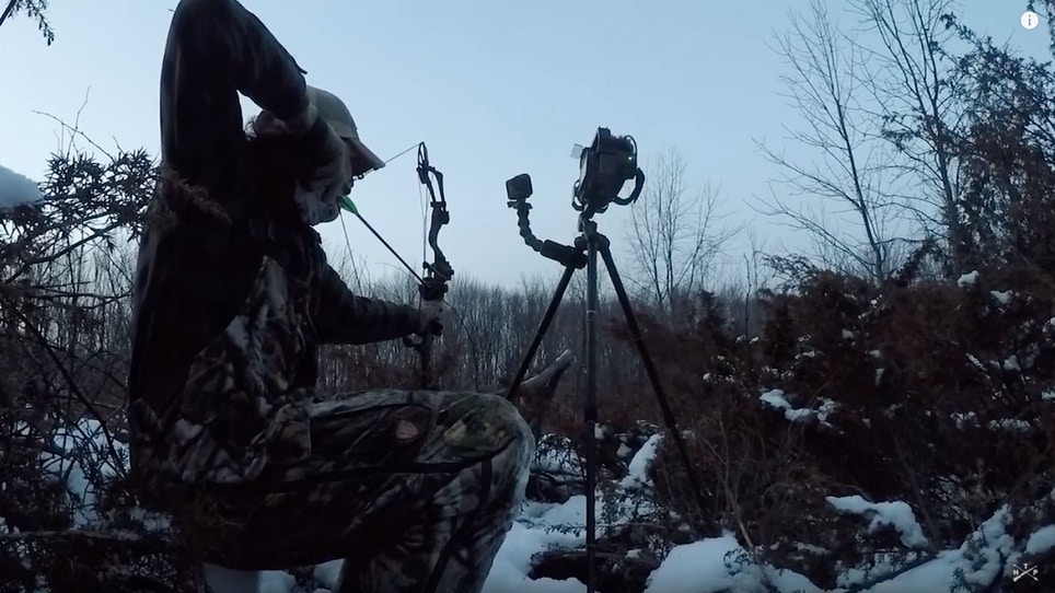 Must-See Video: The Walmart Bow/Public Land Whitetail Challenge
