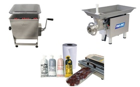 Walton's Inc. Meat Processing Supplies