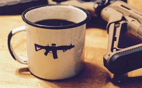 Gun Shops Stocking Coffee and Cigars Is a Thing Now
