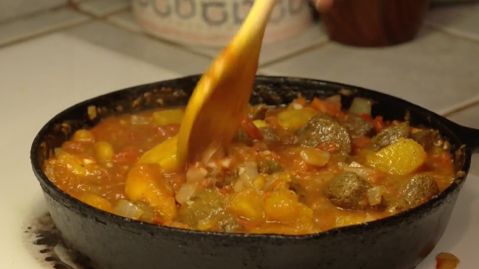 Wild Eats: Jamaican Style Venison Curry with Acorn Squash