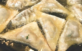 Recipe: Wild Turkey Wontons