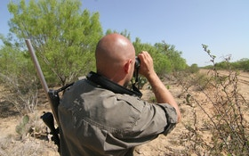 Predator Hunting Along the New Border Wall