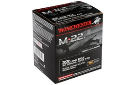 Winchester issues recall for some 22LR ammo
