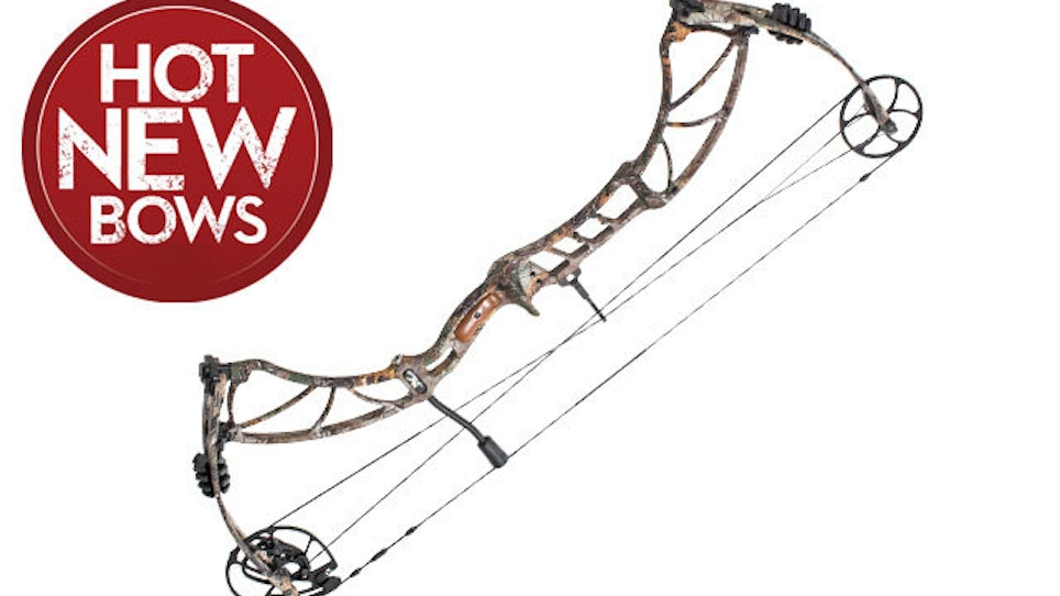 2015 New Bows: Xpedition Archery