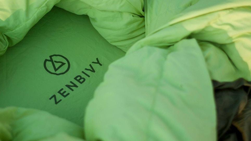 Crowdfunding Op: First Look at the New Zenbivy Zipperless Sleeping Bag