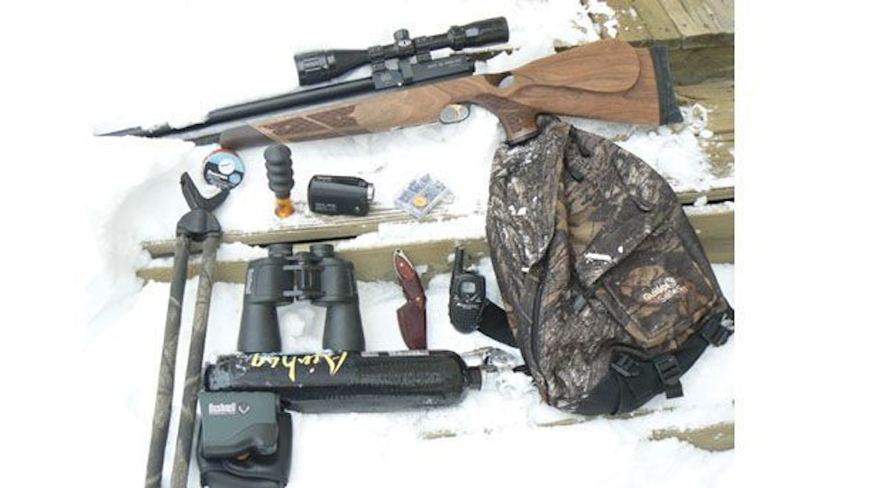 The Airgun Hunting Day Pack – Gear Guide