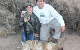 From the Readers: Becoming a hunter, Alyssa's first coyote
