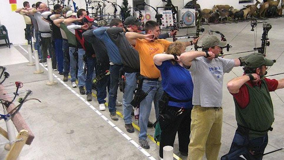 Run An Efficient Archery League