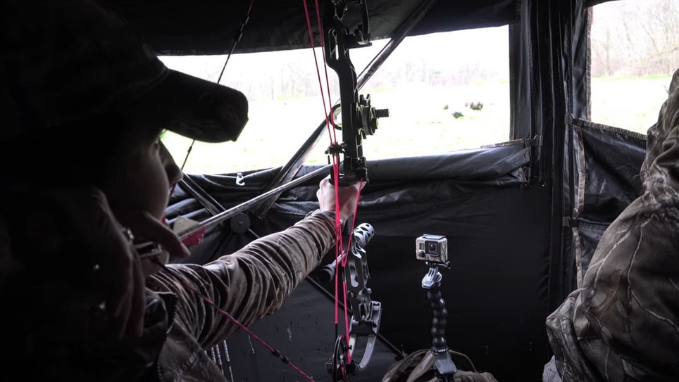 Bowhunting Turkeys Video: Have You Ever Arrowed Your Decoy?
