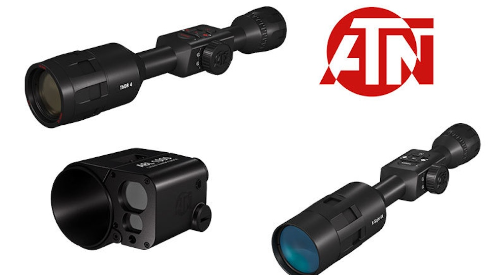 ATN announces three new optics series for 2018… | Grand View Outdoors