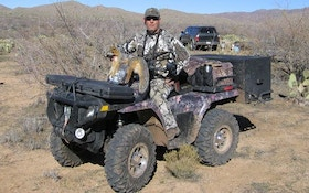 Xtreme ATVs for Xtreme Predator Hunting