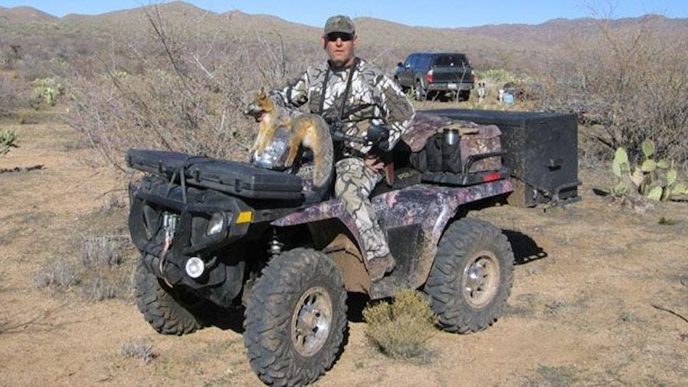 Xtreme ATVs for Xtreme Predator Hunting