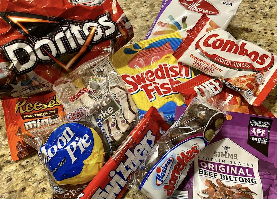 The Best Gas Station Snacks for Hunters