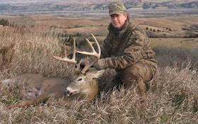 Missouri River corridor is prime deer hunting land