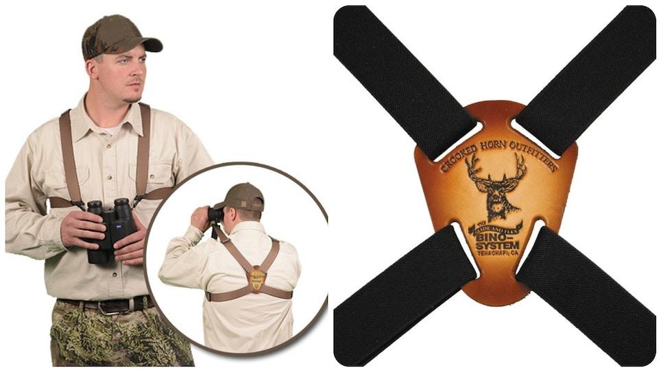 Hunting Tip: Wear a Binocular Harness