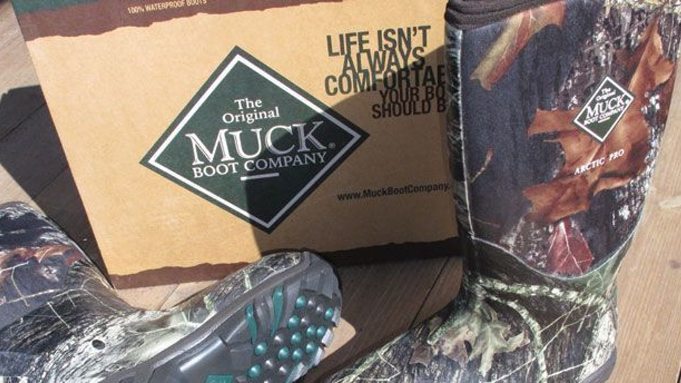 Field Test: Bowhunting boots—part 1