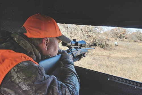 Nearly 200,000 hunters, clad in blaze orange, rifle in hand, take advantage of Oklahoma's gun season each year.