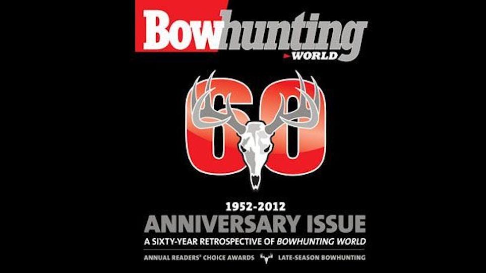 Happy Anniversary! Bowhunting World Turns 60!