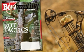 Bowhunting World Whitetail Rut Issue—On Newsstands Now!