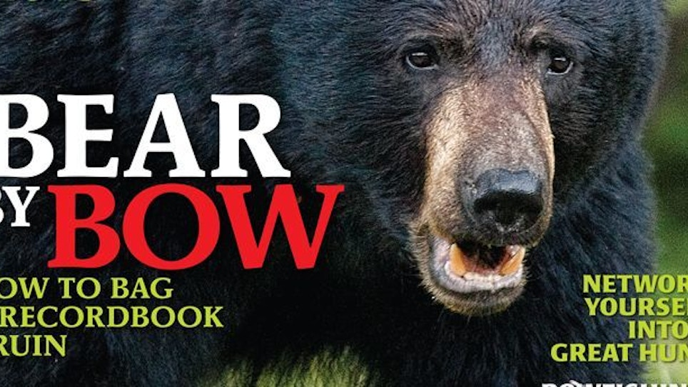 Preview the June issue of Bowhunting World