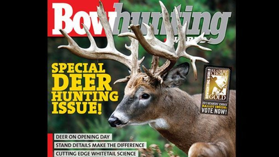 Bowhunting World August Edition Preview