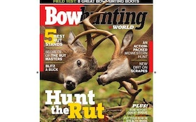 Bowhunting World Nov. preview: Fall's cool-down ups hunting action!