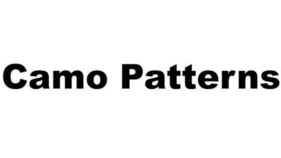Southeast Camo Patterns