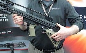 "Carbon Express launches the ""Intercept"" AR style crossbow"