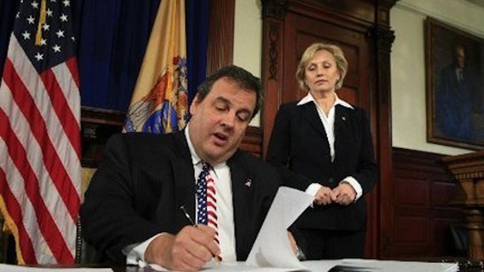 New Jersey Plans To Tighten Gun Laws
