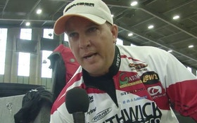 VIDEO-Cliff Prince at the 2013 Bassmaster Classic