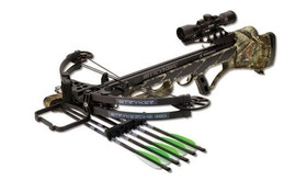 Crossbow review: Stryker StrykeZone 380