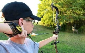 Archery Shooting Tip: Don't Punch the Trigger