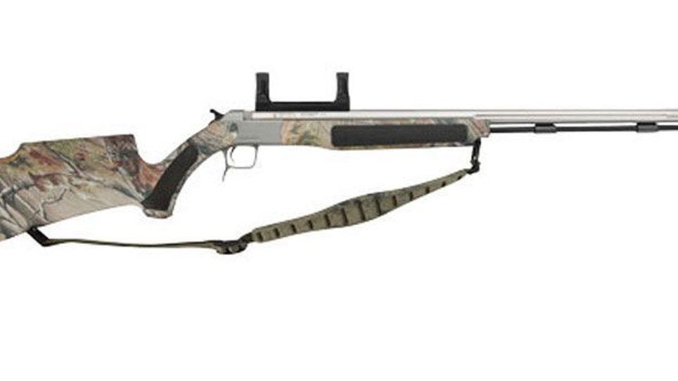 Reviewed: Connecticut Valley Arms' ACCURA V2 muzzleloader
