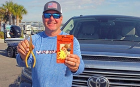 Hall of Fame Bass Angler Davy Hite Keeps It All in Perspective