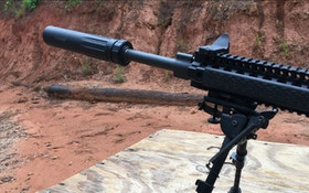 Video: New 3-D-Printed Suppressor Released at NRA Show