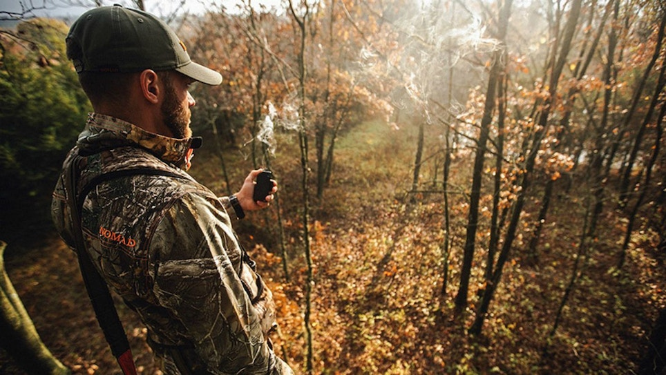 How to Hunt the Wind – and Avoid a Whitetail's Nose