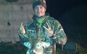 Rocky's Sam Bowman Is Hooked On Hunting