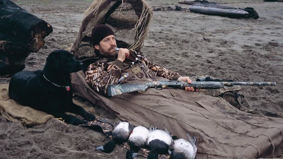 How To Hunt Diving Ducks From Dry Land