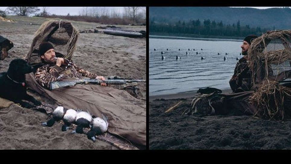 How To Hunt Diving Ducks On Land