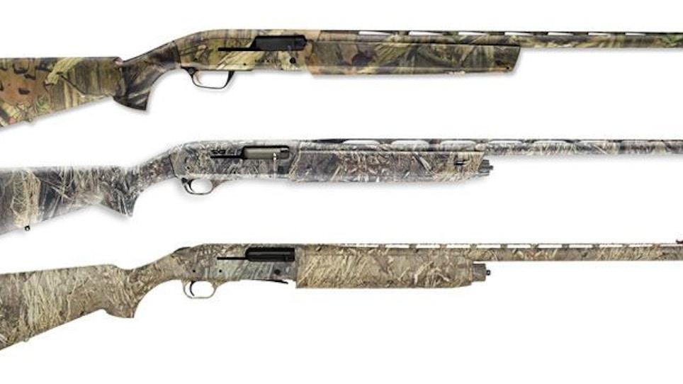 Top Waterfowling Shotguns From SHOT 2011