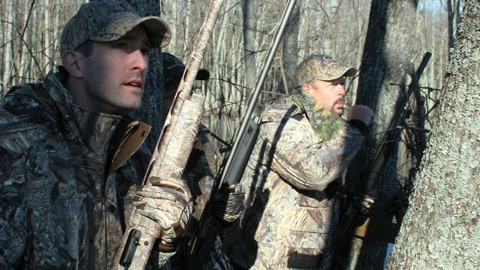 Mixed-Bag Duck Hunting in the Mississippi Delta
