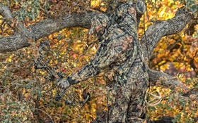 Bowhunting Face Mask vs. Face Paint vs. Bare Skin